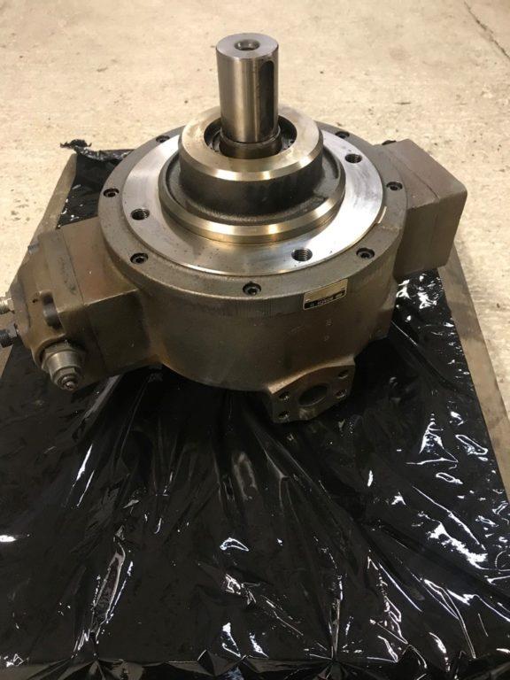 pompa hydrauliczna tłoczkowa – promieniowa MOOG