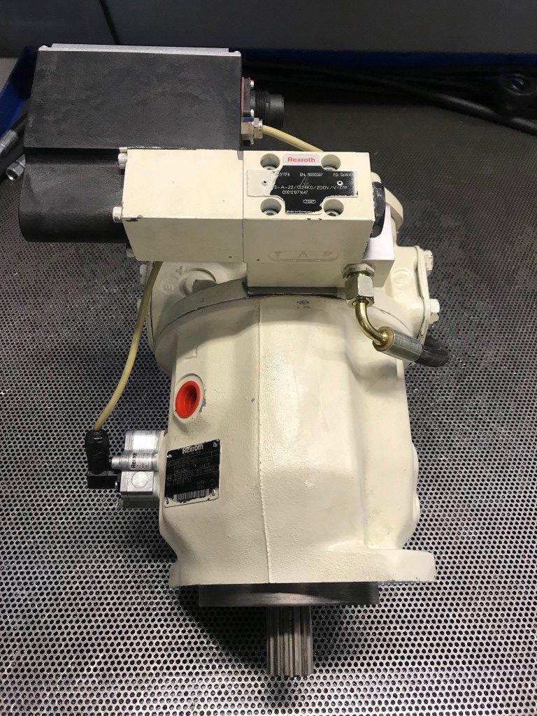 pompa tłoczkowa Rexroth A10VSO 71