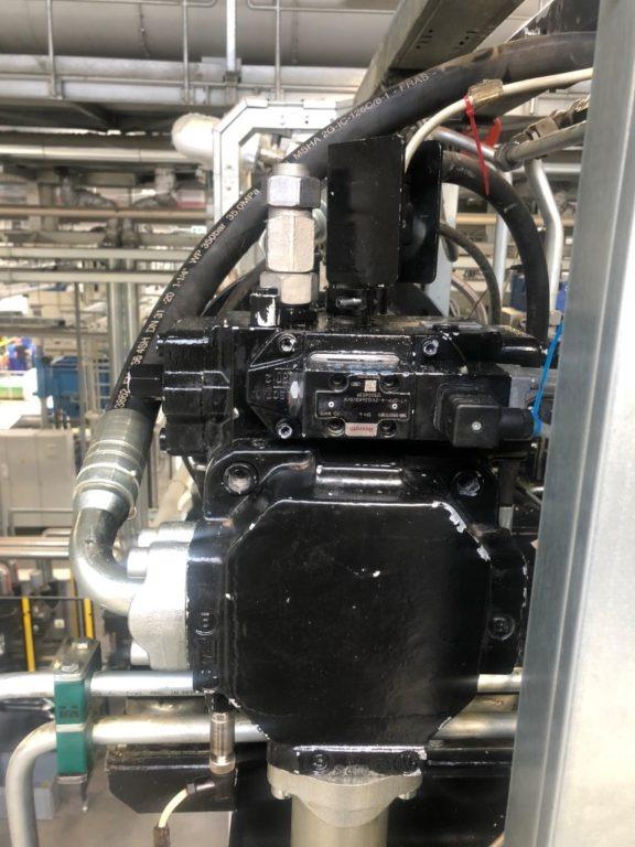 pompa tłoczkowa Rexroth A4V SO 125