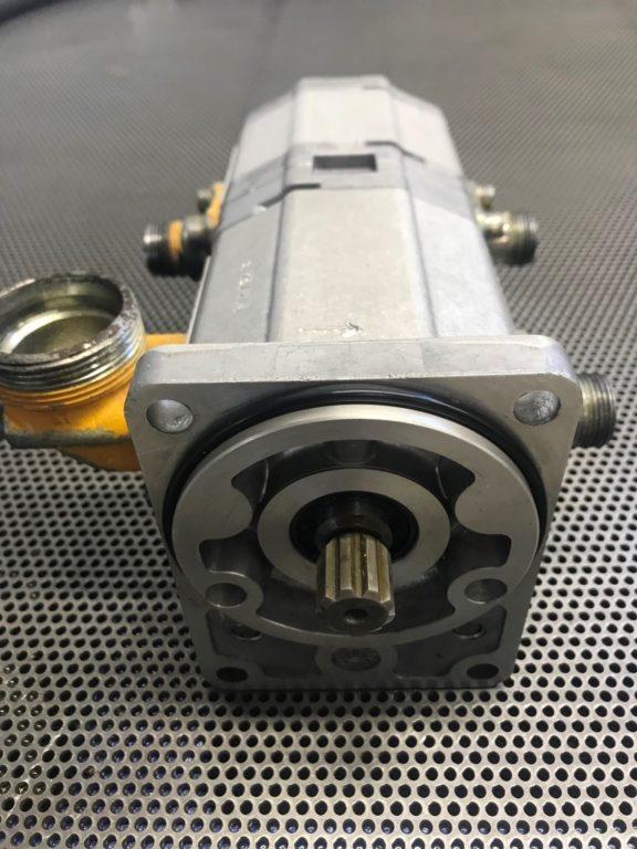 pompa zębata dwusekcyjna Bosch