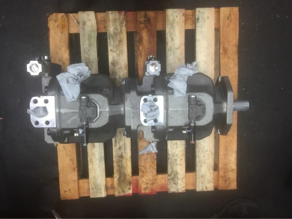 zestaw pomp tłoczkowych Rexroth A10 VSO
