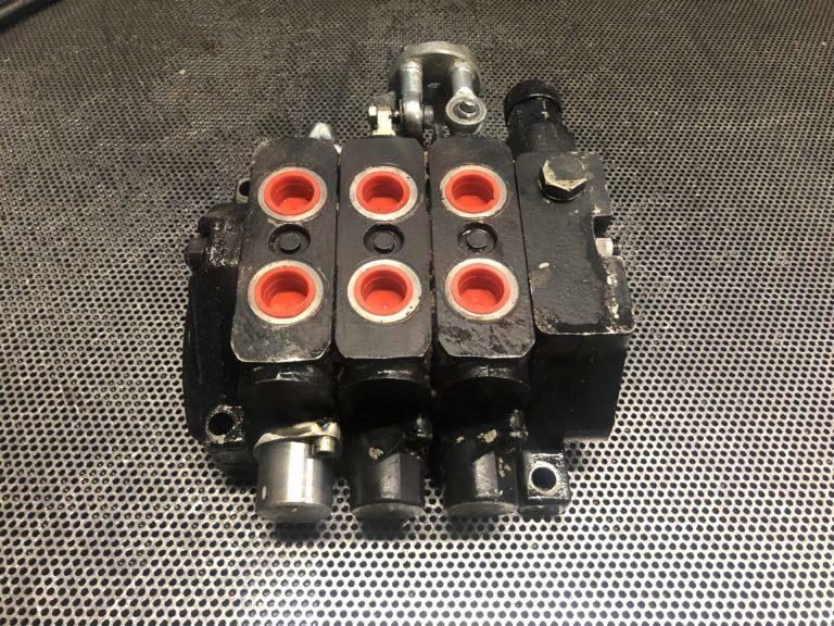 rozdzielacz hydrauliczny Parker
