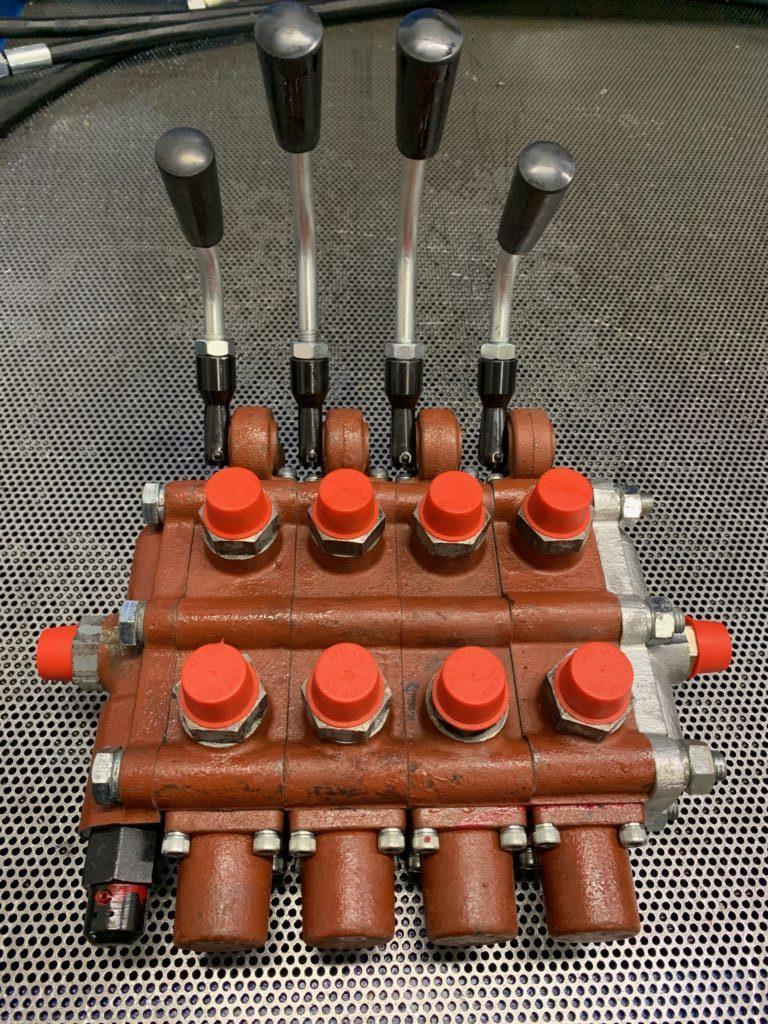rozdzielacz hydrauliczny RBS 10